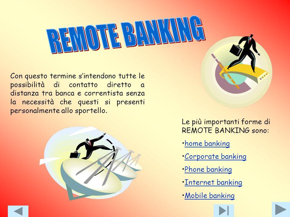 REMOTE BANKING