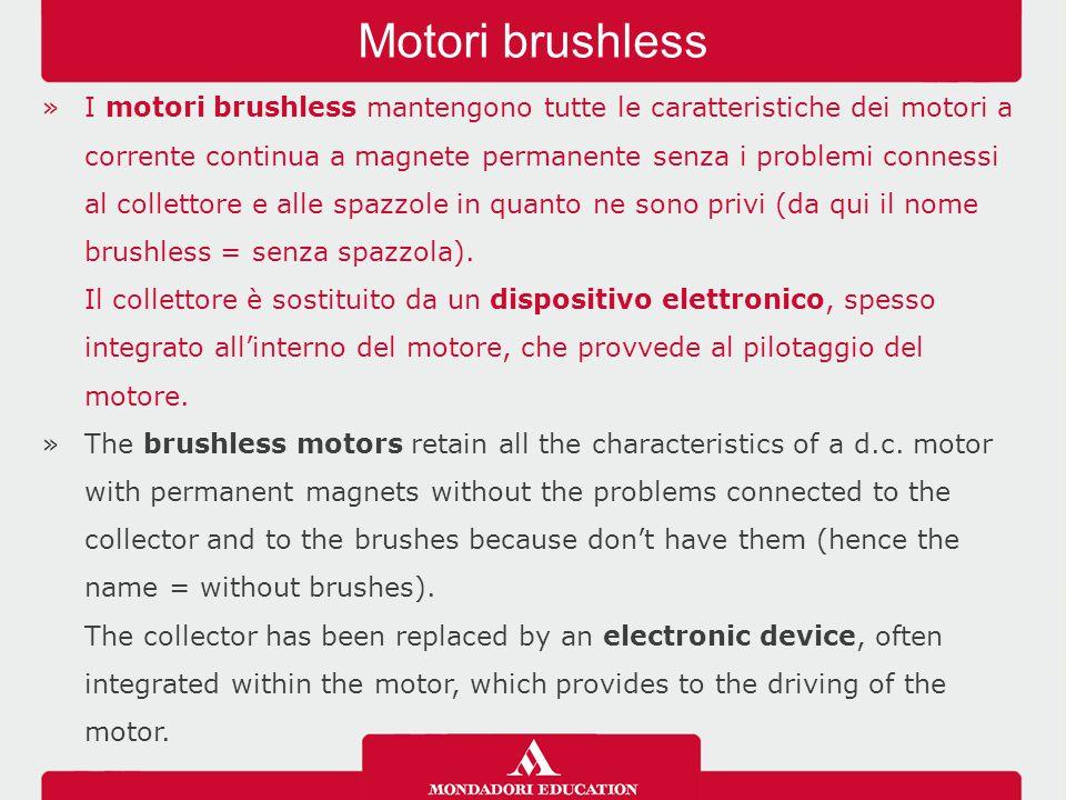 Motori brushless