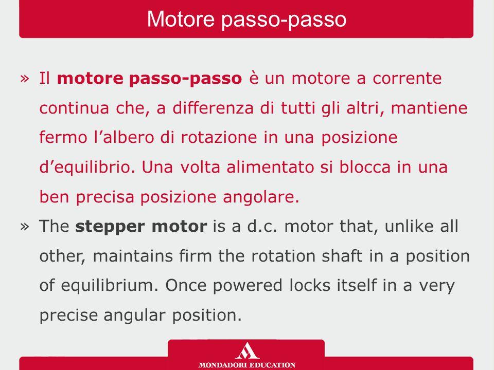 Motore passo-passo