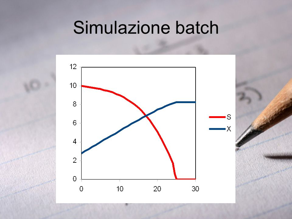 Simulazione batch
