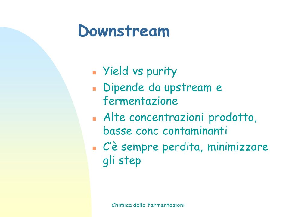 Chimica delle fermentazioni