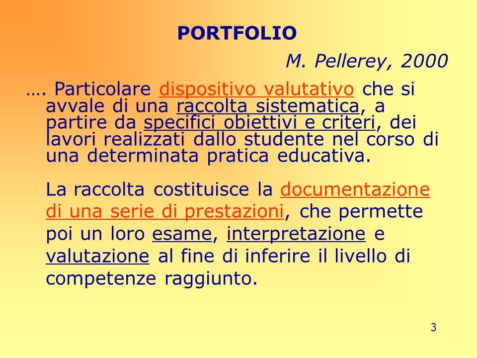 PORTFOLIOM. Pellerey, 2000.