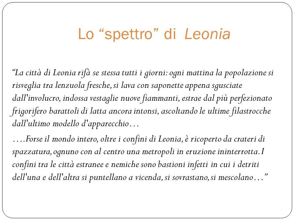 Lo spettro di Leonia