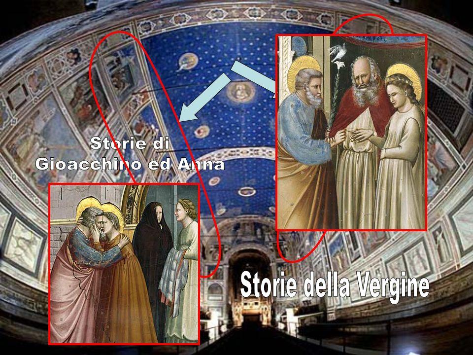 Storie di Gioacchino ed Anna Storie della Vergine