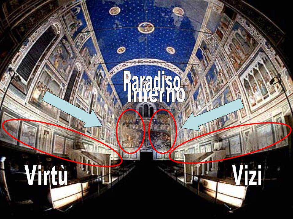 Paradiso Inferno Virtù Vizi