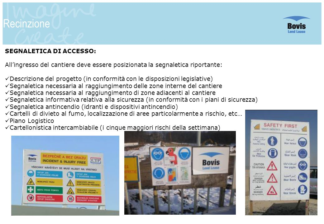 Piano logistico di cantiere ppt video online scaricare for Come leggere i piani del cantiere