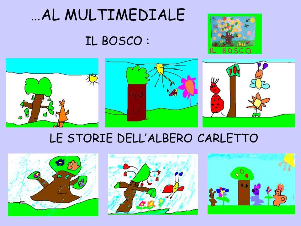 LE STORIE DELL'ALBERO CARLETTO