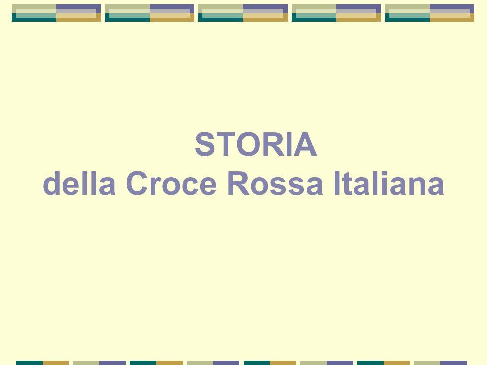 della Croce Rossa Italiana