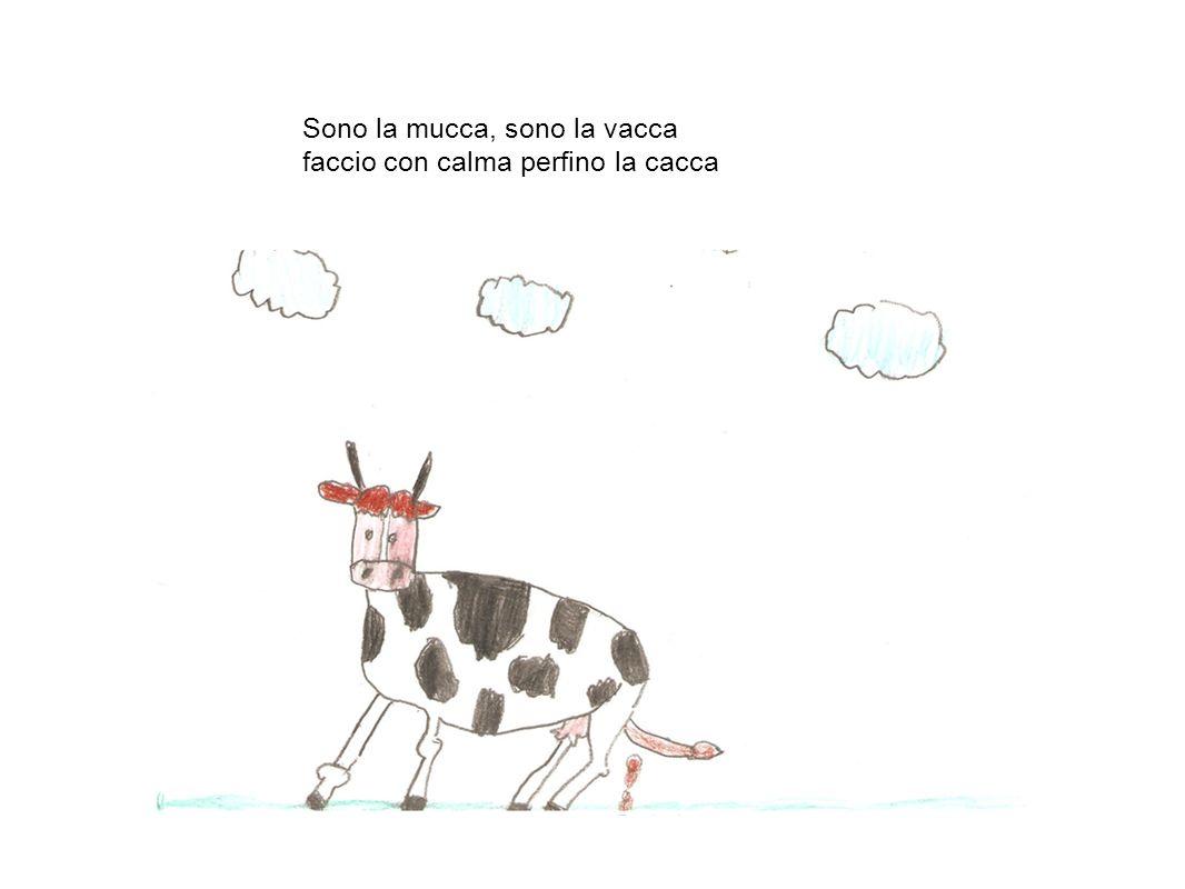 Sono la mucca, sono la vacca