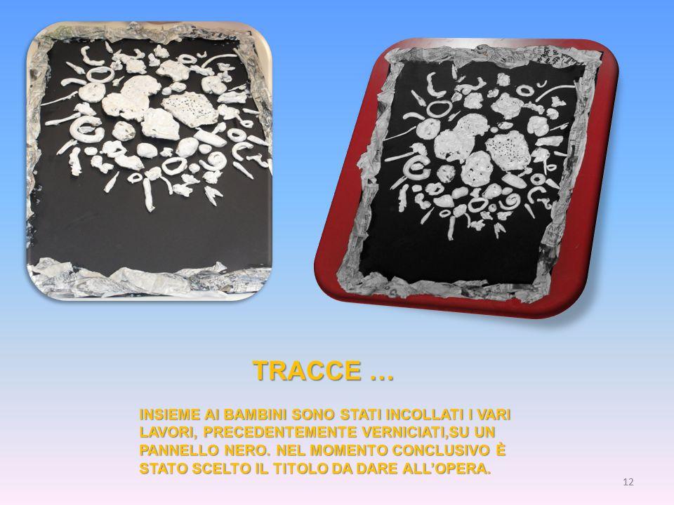 TRACCE …