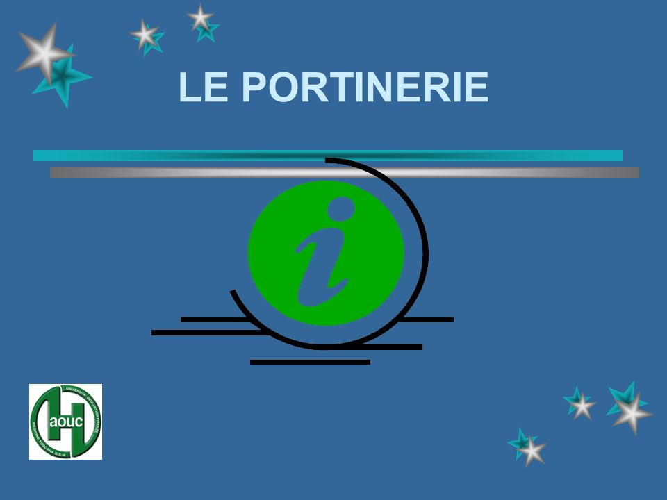 LE PORTINERIE