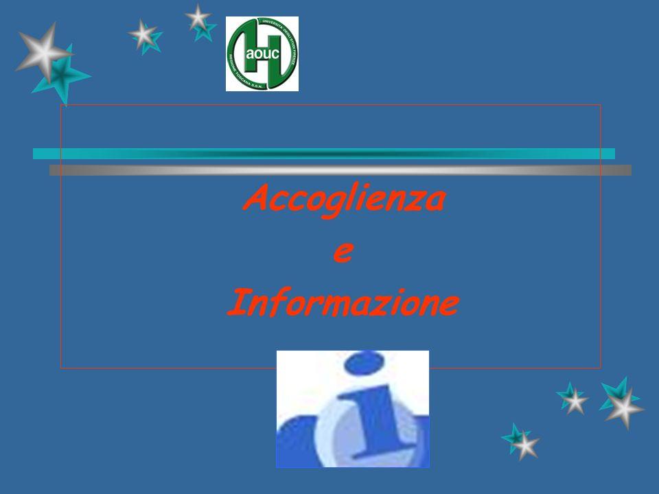Accoglienza e Informazione