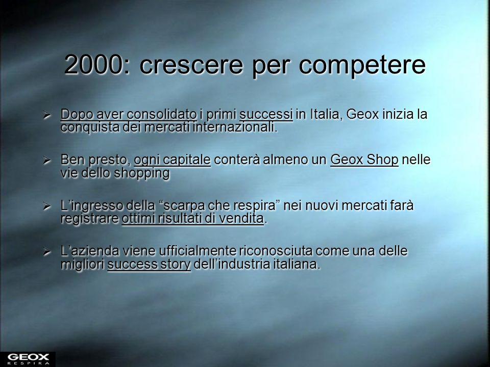 2000: crescere per competere