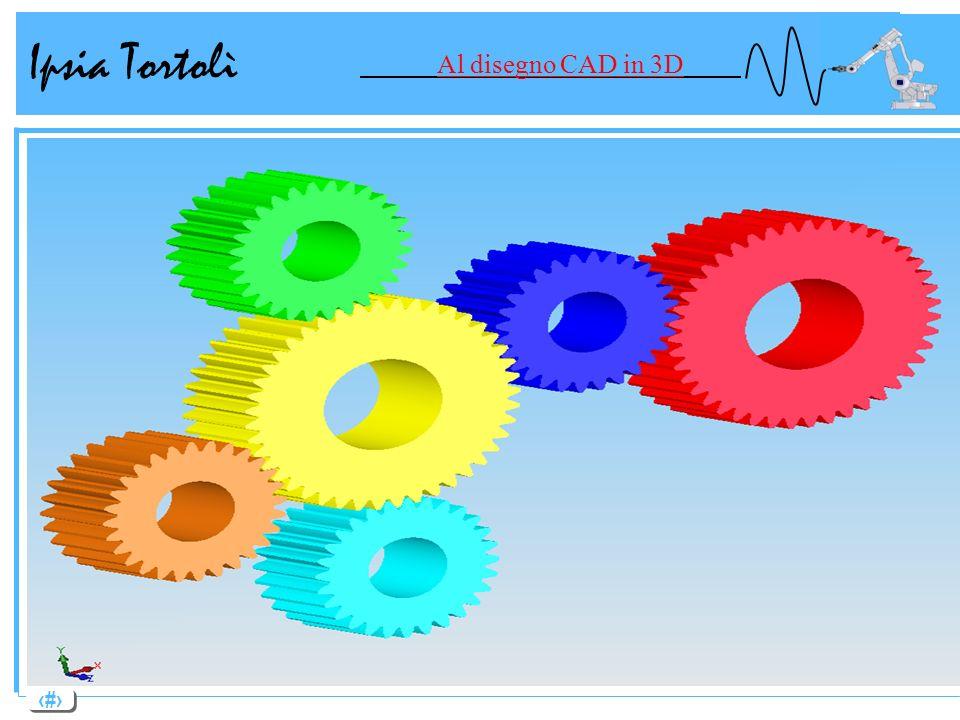Ipsia Tortolì Al disegno CAD in 3D