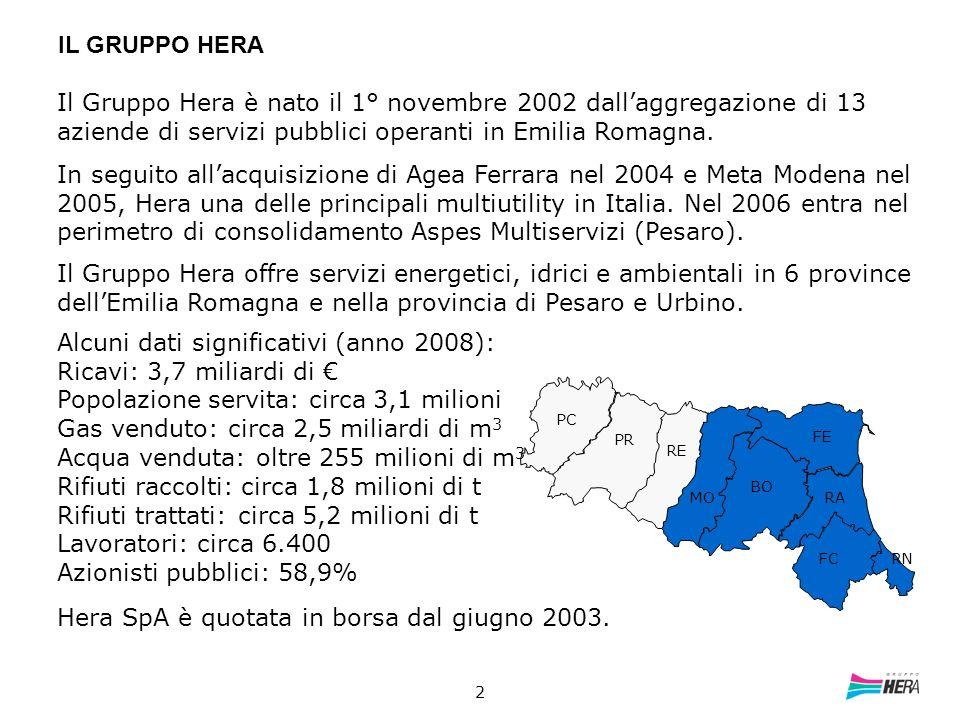 Alcuni dati significativi (anno 2008): Ricavi: 3,7 miliardi di €