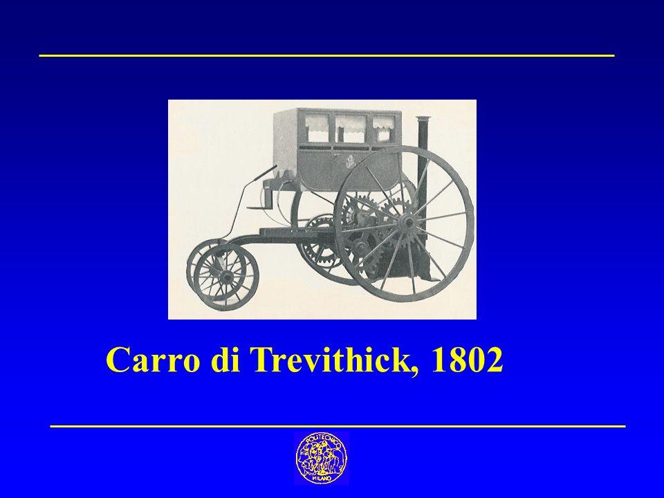 Carro di Trevithick, 1802