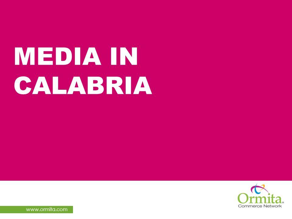 MEDIA IN CALABRIA