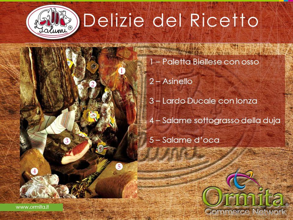 Delizie del Ricetto 1 – Paletta Biellese con osso