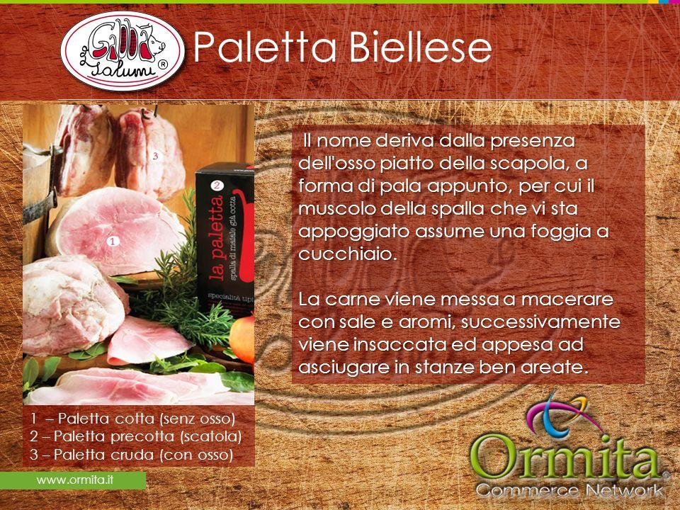 Paletta Biellese