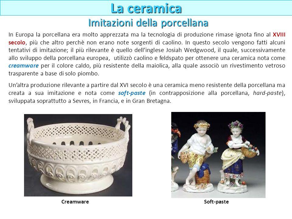 Imitazioni della porcellana