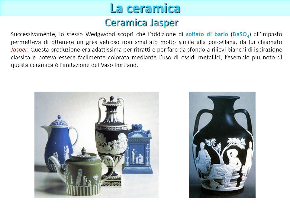 La ceramica Ceramica Jasper