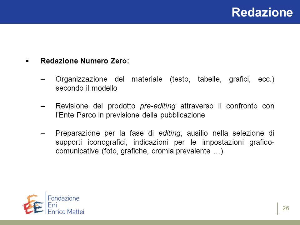 Redazione Redazione Numero Zero:
