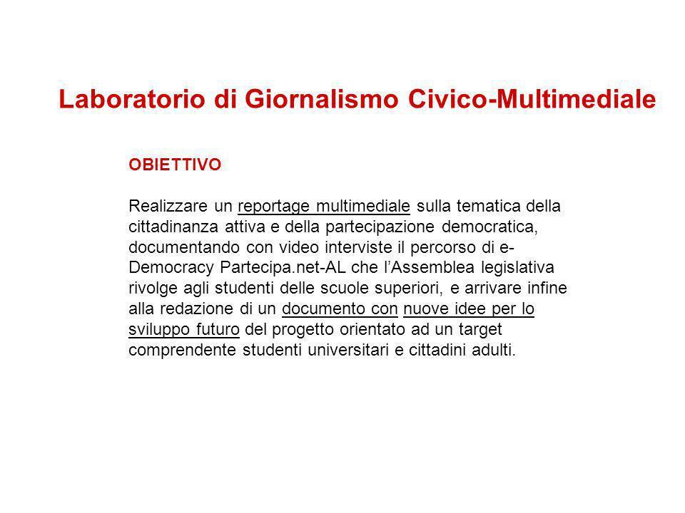 Laboratorio di Giornalismo Civico-Multimediale