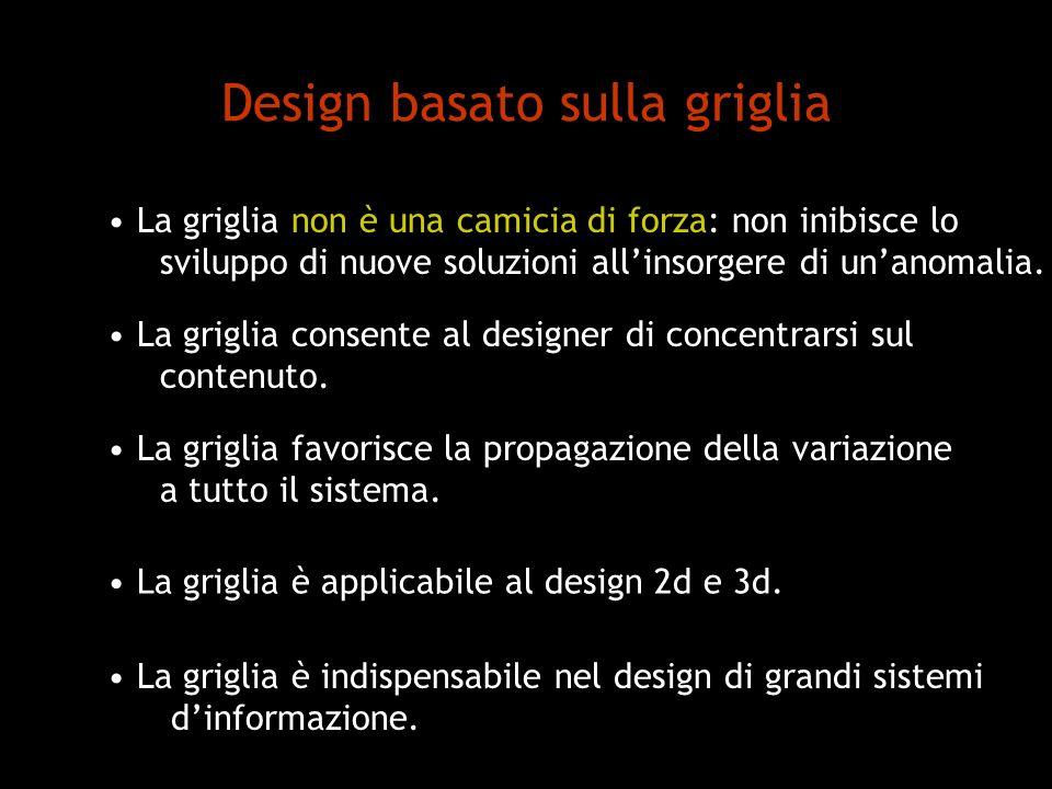 Design basato sulla griglia