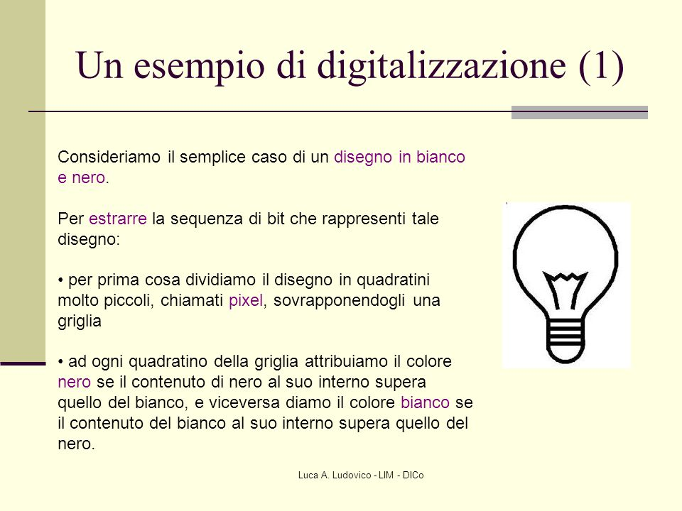 Un esempio di digitalizzazione (1)