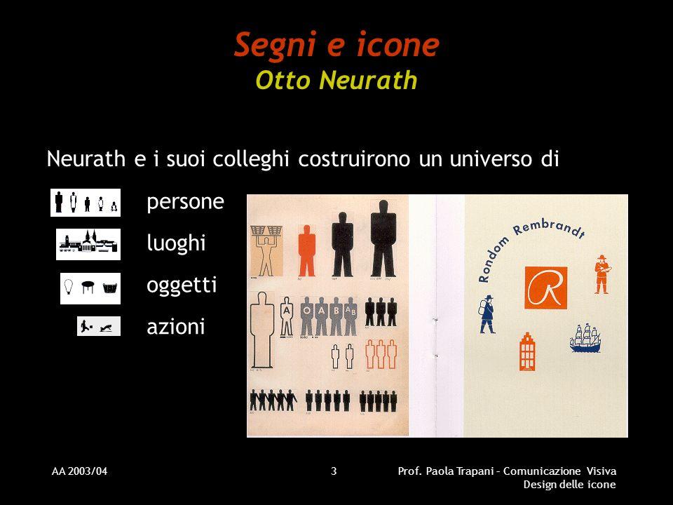 Segni e icone Otto Neurath