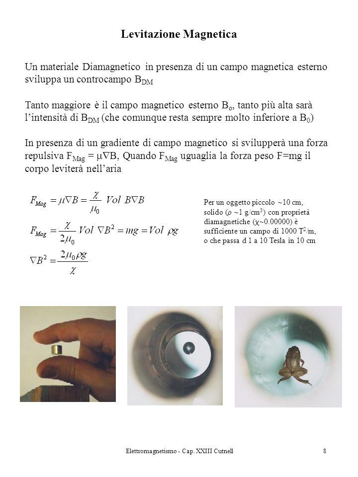 Levitazione Magnetica