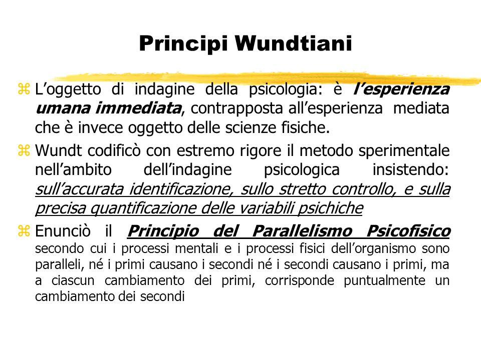 Principi Wundtiani