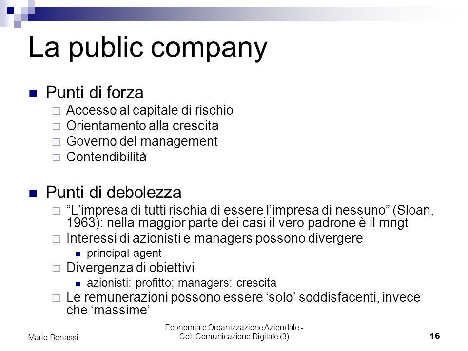 Economia e Organizzazione Aziendale - CdL Comunicazione Digitale (3)