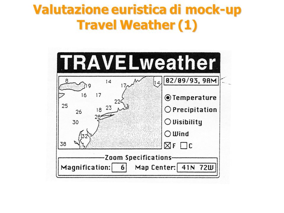 Valutazione euristica di mock-up Travel Weather (1)