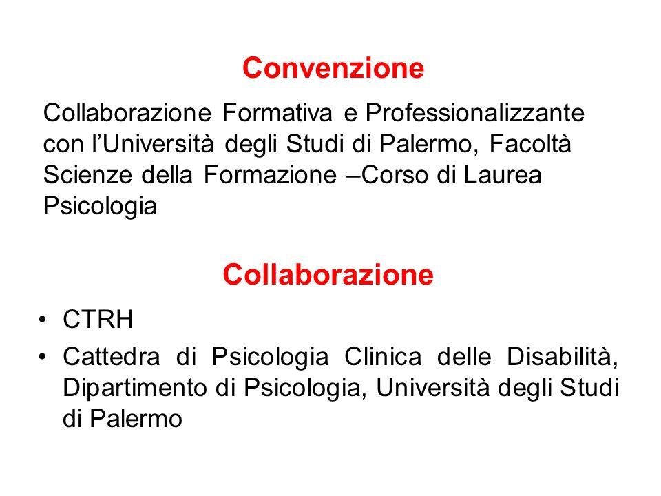 Convenzione Collaborazione