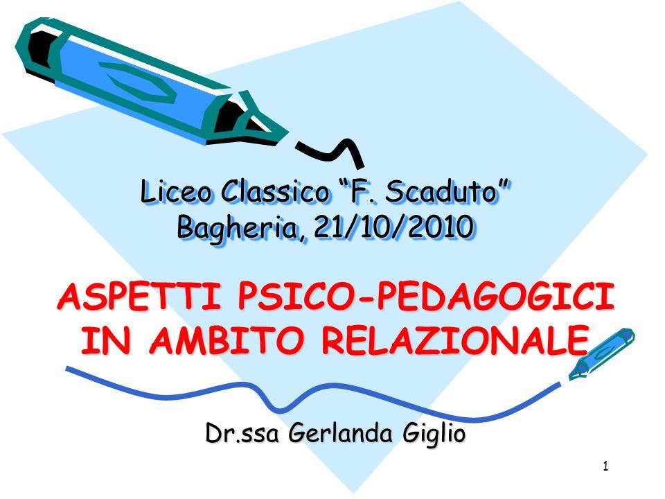 Liceo Classico F. Scaduto Bagheria, 21/10/2010