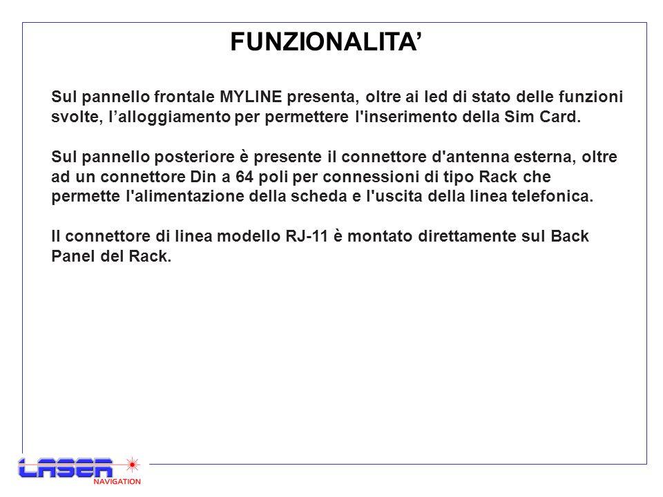 FUNZIONALITA'