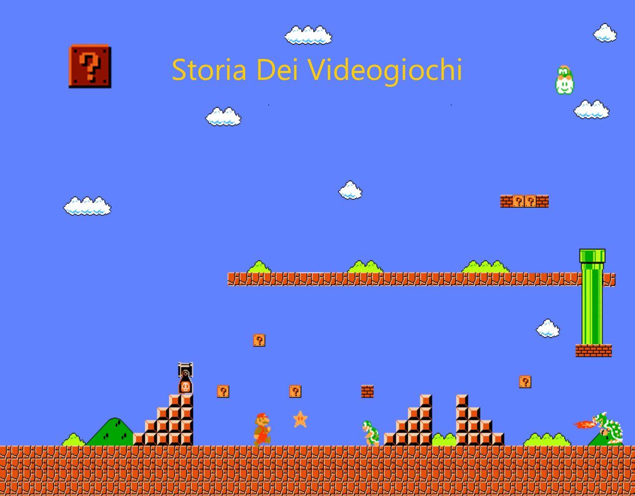Storia Dei Videogiochi