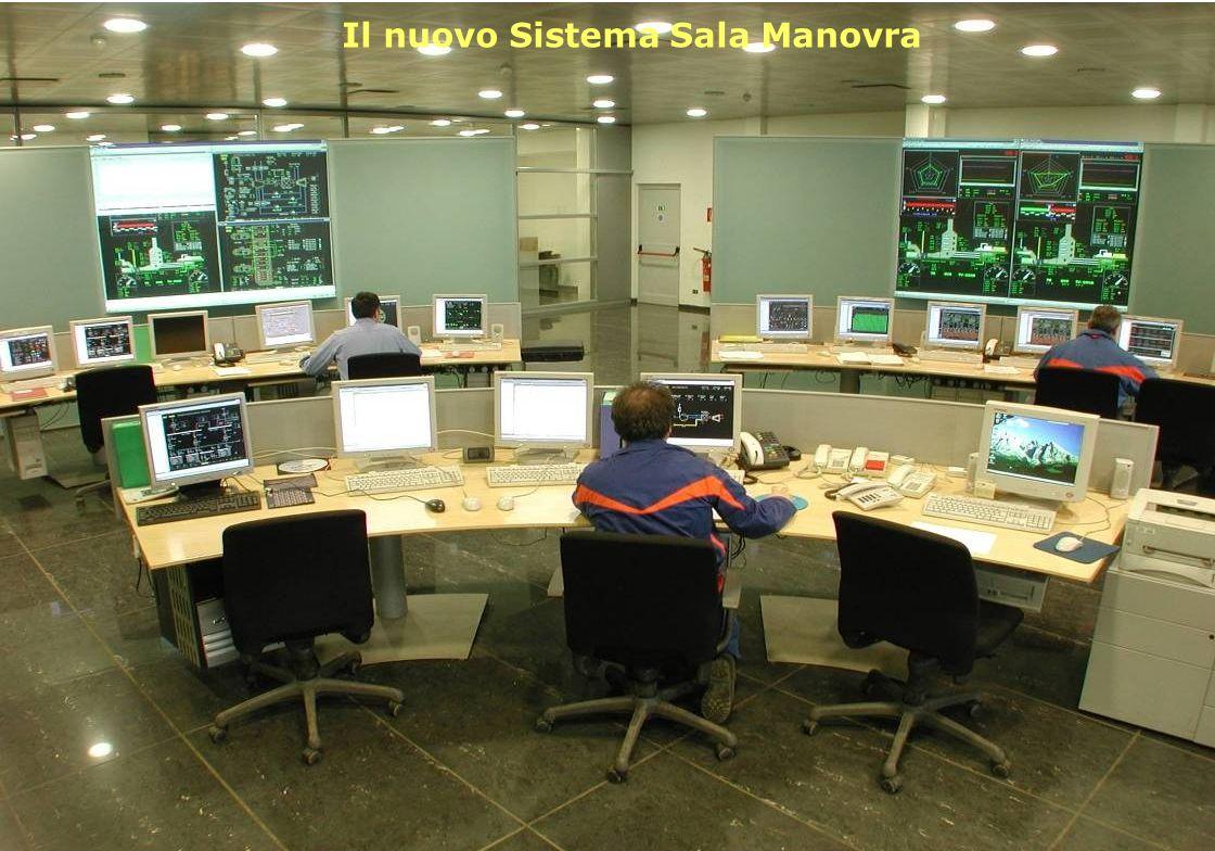 Il nuovo Sistema Sala Manovra