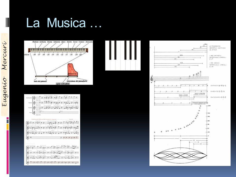 La Musica … Eugenio Mercuri