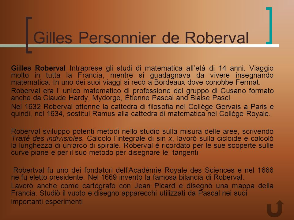 Gilles Personnier de Roberval