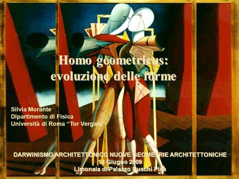 Homo geometricus: evoluzione delle forme