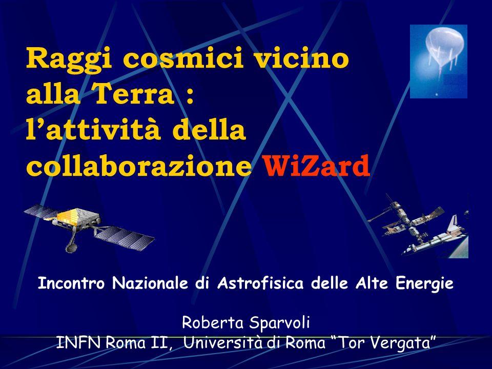 Incontro Nazionale di Astrofisica delle Alte Energie