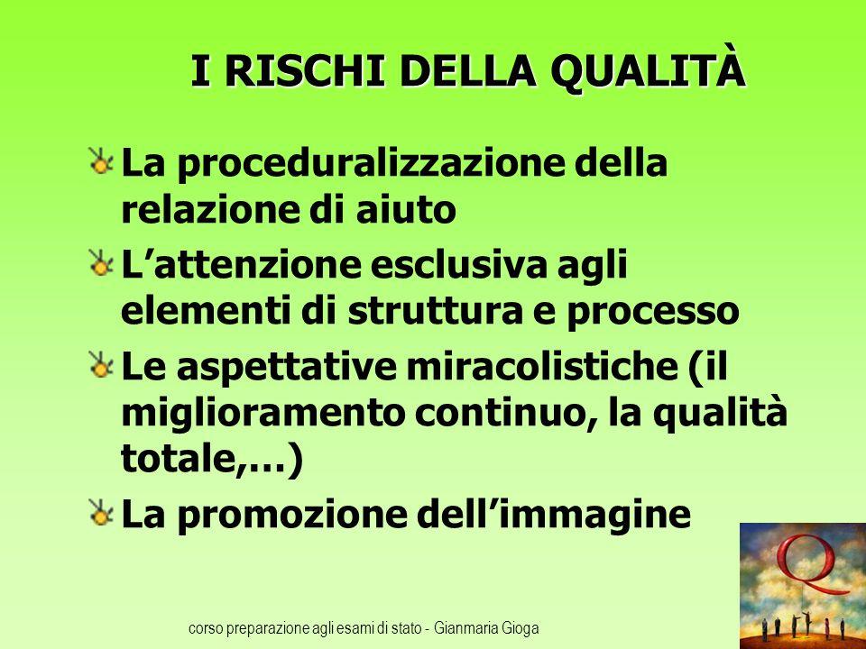 corso preparazione agli esami di stato - Gianmaria Gioga