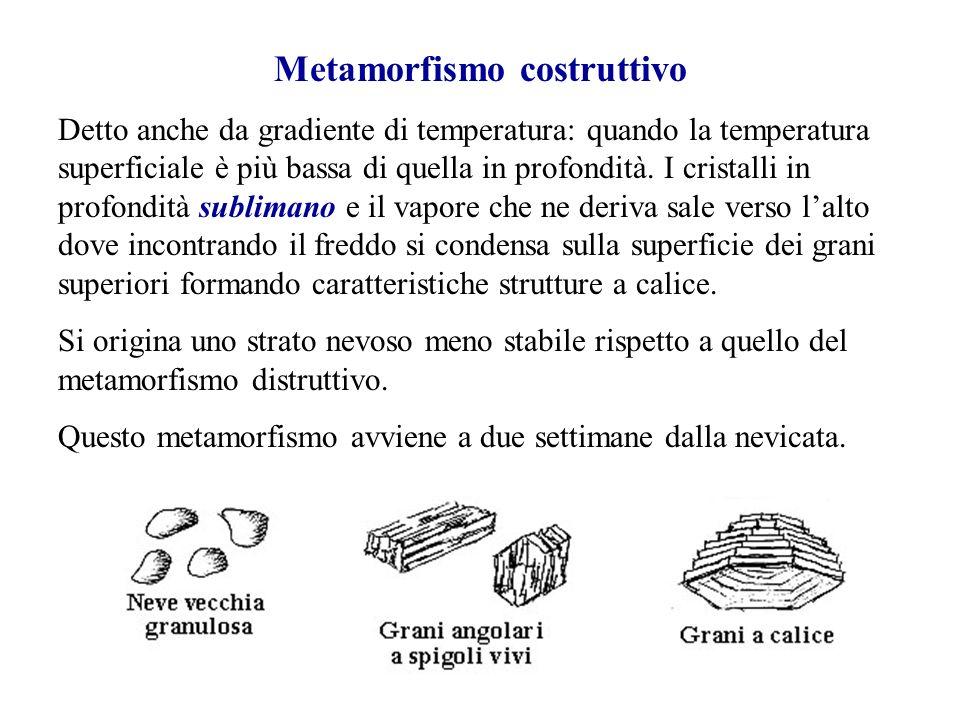 Metamorfismo costruttivo