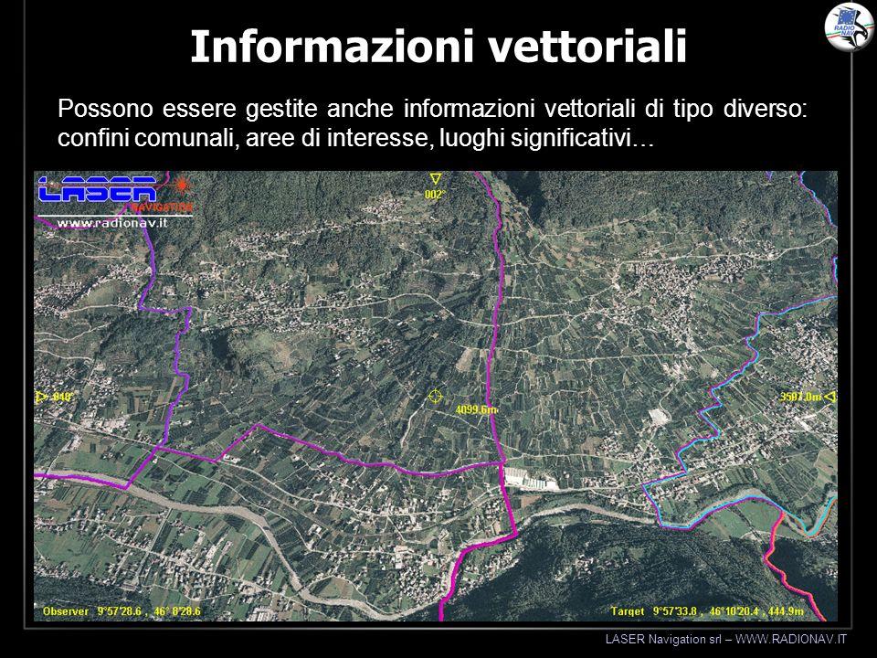 Informazioni vettoriali