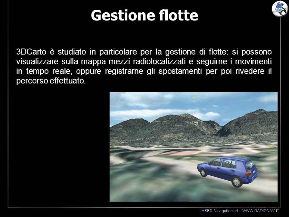 Gestione flotte