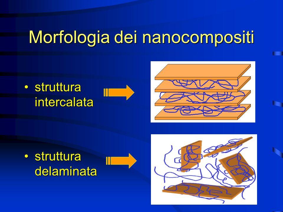 Morfologia dei nanocompositi