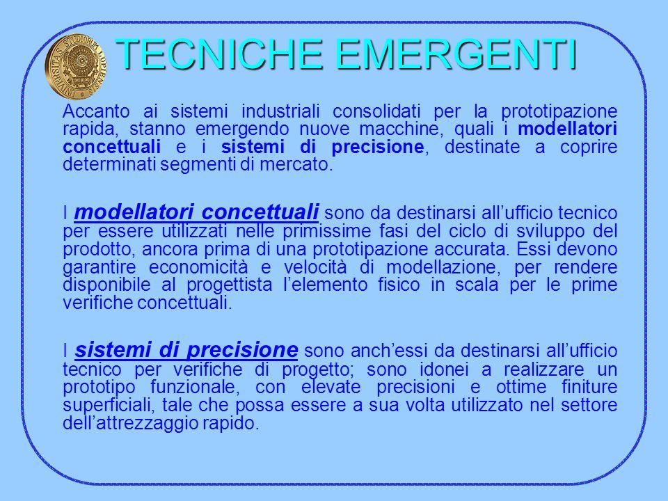 TECNICHE EMERGENTI