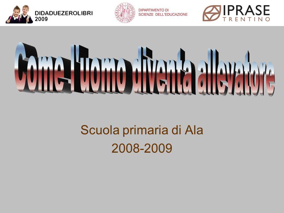 Scuola primaria di Ala 2008-2009